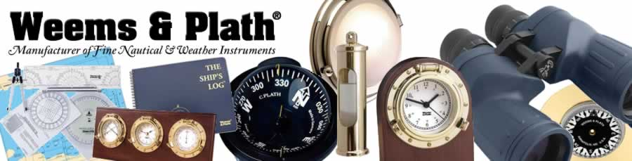 Weems & Plath Manufacturer of Fine Nautical & Weather Instruments